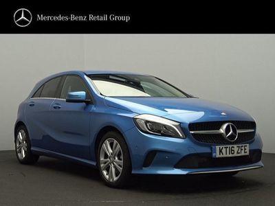 used Mercedes A200 A ClassSport Premium 5dr Auto 2.2
