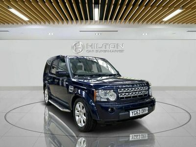 used Land Rover Discovery 3.0 4 SDV6 HSE 5d 255 BHP