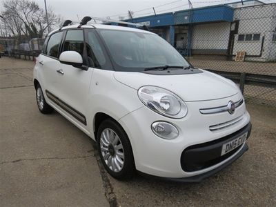 used Fiat 500L 1.2 Multijet Pop Star Dualogic Auto 85 Bhp