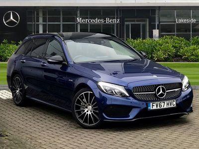 used Mercedes C43 AMG C-Class4Matic Premium Plus 5dr Auto