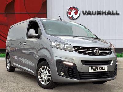 used Vauxhall Vivaro 2700 1.5 120PS L1 H1 SPORTIVE