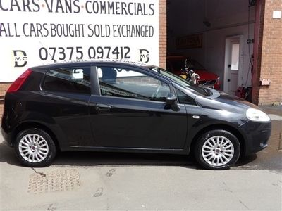 used Fiat Punto 1.4 Active 3dr