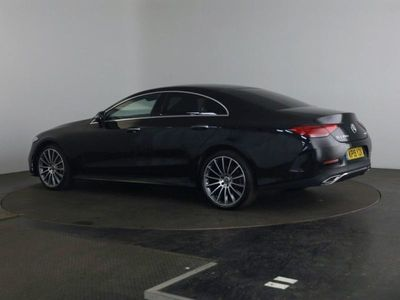 used Mercedes CLS350 CLS Class4Matic AMG Line Premium + 4dr 9G-Tronic Coupe 2019