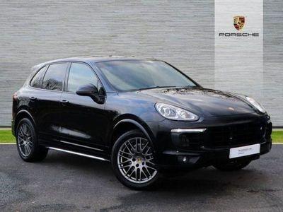 used Porsche Cayenne Platinum Edition Diesel 5dr Tiptronic S 2016