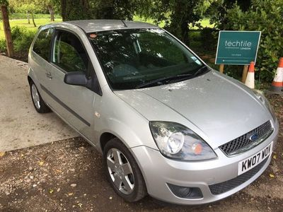 used Ford Fiesta 1.4 Zetec Climate 3dr
