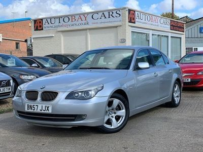 used BMW 525 5 Series d SE 4-Door