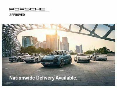 used Porsche Macan S Diesel 5dr PDK