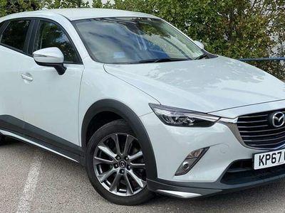 used Mazda CX-3 2.0 GT Sport 5dr