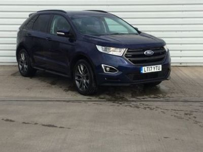 used Ford Edge 2.0 TDCi 210 Sport 5dr Powershift Blue Automatic Diesel