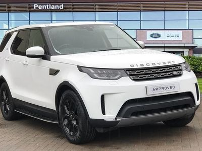 used Land Rover Discovery 2017 Perth TD6 SE