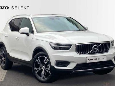 used Volvo XC40 Recharge Plug-in hybrid T5 FWD Inscription Pro Automatic (Lounge Pack)