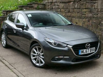 used Mazda 3 2.0 Sport Nav 5dr