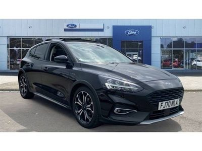 used Ford Focus 1.5 EcoBlue 120 Active X Auto 5dr