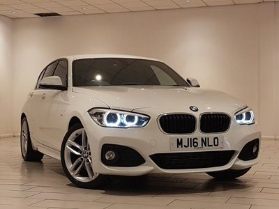 used BMW 120 1 Series d M Sport 5dr Step Auto