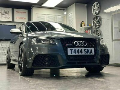 used Audi RS3 2.5 TFSI Sportback S Tronic quattro 5dr