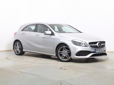 used Mercedes A180 A ClassAMG Line 5dr