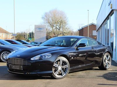 used Aston Martin DB9 V12 2dr Touchtronic