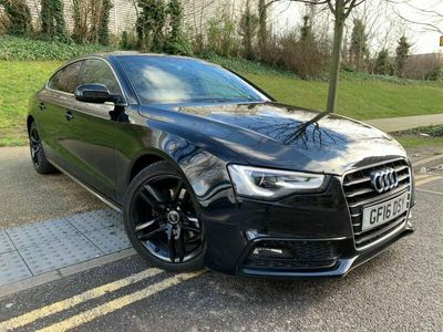 used Audi A5 Sportback 2.0 TDI S line S Tronic quattro (s/s) 5dr