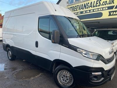 used Iveco Daily 35S14V MWB HI ROOF