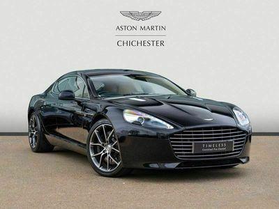used Aston Martin Rapide S V12