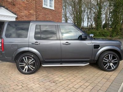 used Land Rover Discovery 4 3.0 SD V6 HSE (s/s) 5dr