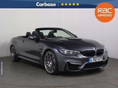 used BMW M4 M42dr DCT [Competition Pack] Convertible