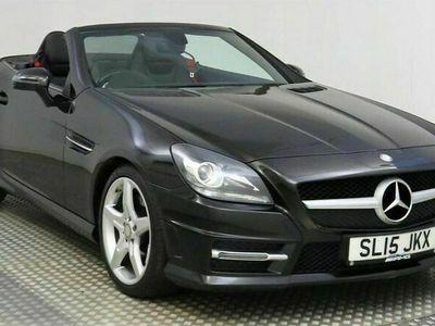 used Mercedes SLK250 SLK 2.1CDI BLUEEFFICIENCY AMG SPORT AUTO 2d 204 BHP