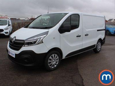 used Renault Trafic SL28 ENERGY dCi 120 Business Van, 2019 (69)