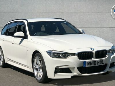 used BMW 320 d M Sport Touring