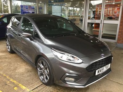 used Ford Fiesta 1.0 Ecoboost 140 St-Line X 5Dr