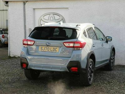 used Subaru XV Hatchback 2.0i E-Boxer SE Premium 5dr Lineartronic