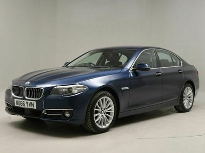 used BMW 520 5 Series d [190] Luxury 4dr Step Auto For Sale Reg:WU66 YVN