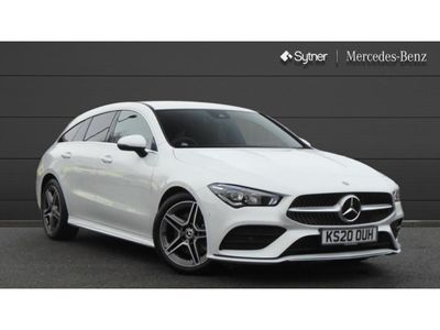 used Mercedes CLA220 D AMG LINE