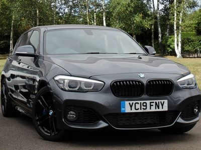 used BMW 118 1 Series I [1.5] M Sport Shadow Ed 5Dr Step Auto