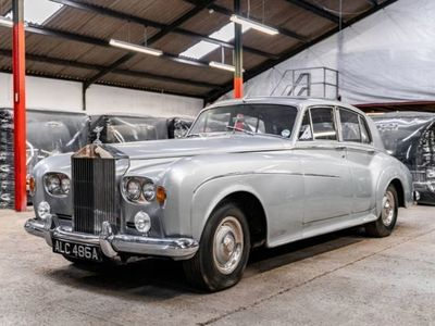used Rolls Royce Silver Cloud III Auto, 1963, not known, 44384 miles.