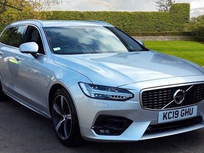 used Volvo V90 T4 R-Design Automatic (Winter Pack, 360 Degree Parking Camera, BLIS) 2.0 5dr