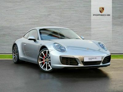 used Porsche 911 Carrera 4S