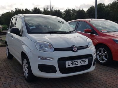 used Fiat Panda 1.2 Pop 5dr hatchback 2013