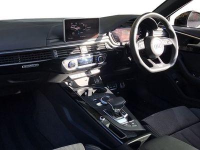 used Audi A4 A4 Avant 2019AVANT TDI QUATTRO BLACK EDITION Estate 2019