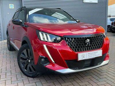 used Peugeot 2008 1.2 PureTech GT EAT (s/s) 5dr