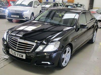 used Mercedes E350 E ClassCdi Blueefficiency Avantgarde 3 3.0 4dr