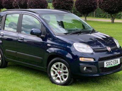 used Fiat Panda PETROL MANUAL HATCHBACK 5 DOORS