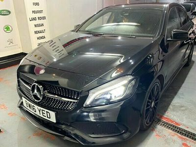 used Mercedes A200 A ClassAMG Line Premium 5dr Auto