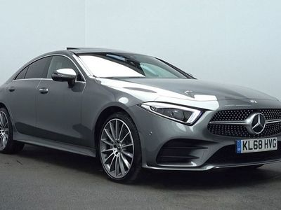 used Mercedes CLS400 CLS4Matic Amg Line Premium + 4Dr 9G-Tronic