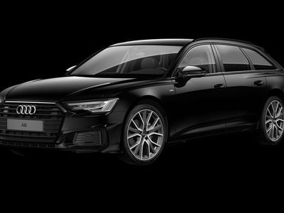 used Audi A6 40 Tdi Black Edition 5Dr S Tronic