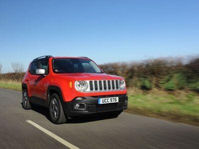 used Jeep Renegade 1.6 E-torq EVO 110hp Longitude 5dr