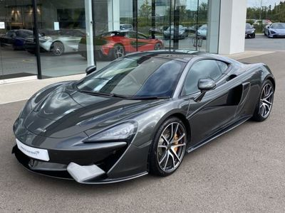 used McLaren 570S SSG Semi Auto 2-Door