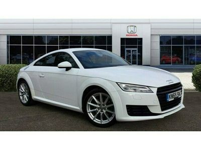 used Audi TT 2.0T FSI Sport 2dr S Tronic