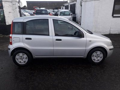 used Fiat Panda 1.1 Active ECO 5dr