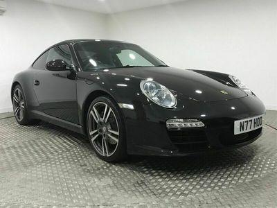 used Porsche 997 3.6 Black Edition PDK 2dr